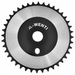 "PLATO BMX ""JL-WENTI"" 40 DIENTES,NEGRO"