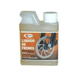 LIQUIDO FRENOS MINERAL,250CC