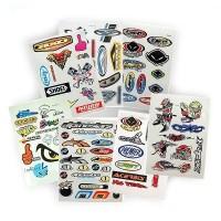 Adhesivos para bicicletas. Tienda online